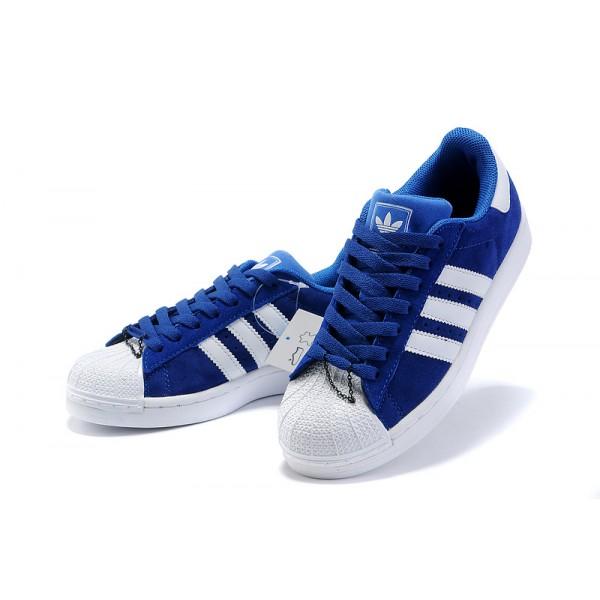 basket adidas superstar bleu blanc rouge