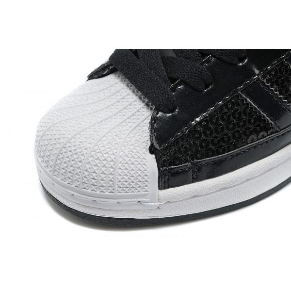 Chaussure Adidas Superstar Formateurs Sparkles Noir Adidas