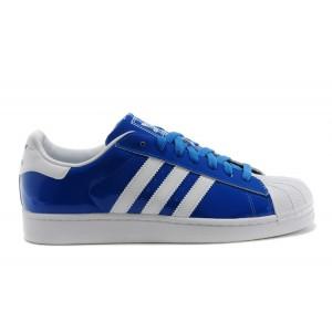 basket femme adidas superstar bleue